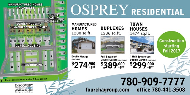 Osprey Residential Sign